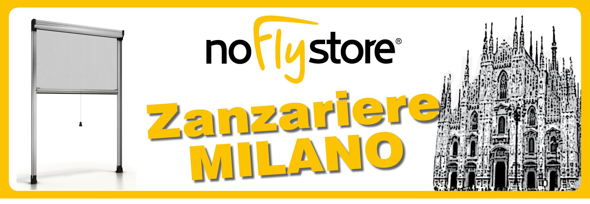 Zanzariere a Milano - Offerte NoFlyStore