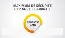 Garanties sur les achats de Moustiquaires en ligne